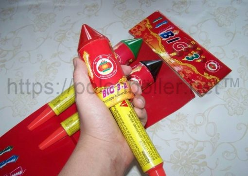 Big 3 Raketen