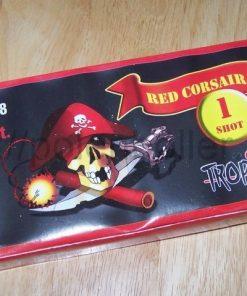 Red Cosar Reibkopfböller